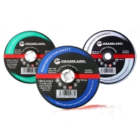 """Buy cheap 180 Mm X 3 X 22 Metal 7"""" X 1/8 X 7/8"""" Abrasive Wheel For Angle Grinder product"""