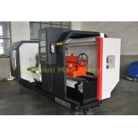 Buy cheap CAK 80135 Heavy Duty Horizontal CNC Lathe , High Precision CNC Turning Lathe Machine product