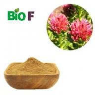 China Anti - Aging Organic Herbal Powders Brown Rhodiola Rosea Extract 10% Salidroside on sale