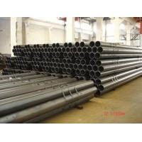Buy cheap A519 Galvanized Seamless Steel Tube , Precision Petroleum Cold Rolled Pipe product
