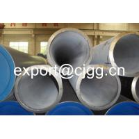 Buy cheap Industrial API 5L Cold Drawn / Hot Rolled Steel Tube Oil / Gas Pipes from Wholesalers