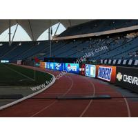 Buy cheap P8 Outdoor Sports Led Display Screen For Advertising 1/4 Scan product