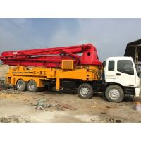 Buy cheap 2012 45m SANY Truck-Mounted Concrete Pump THB54 product
