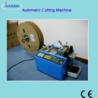 Buy cheap Automatic Solar Ribbon And Bus Bar Cutting Machine product