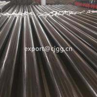 ASTM A524 Seamless Black Steel Pipe Material S235 Galvanized Steel Tubing