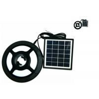 China Solar Powered 150 LM Solar Camping Lights 4 -5 Hrs 100% Brightness CE ROHS FCC Approved on sale