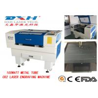 Buy cheap 100w Co2 Laser Engraving Cutting Machine , Marble Laser Engraving Machine product