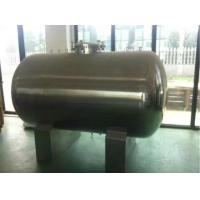 Buy cheap Cooling Water Tank Natural Ingredients Stainless Fermentation Tank ss304 / ss316 from Wholesalers