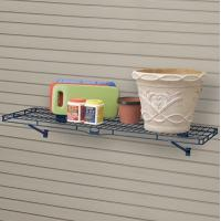 """Buy cheap 8ft 48"""" x 3/4"""" x 12"""" Slat Wall Panels / Interior Wall Panels For Tool Storage product"""