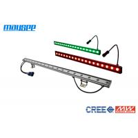 China 24VDC Ultra Slim LED Wall Washer Lights IP65 36W RGB color changing weight 1.9KG on sale