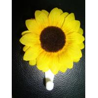 China Customized Cheap Home Decorating Items of Sunflower Wall Hook Promotion Gifts on sale