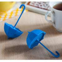 China New arrival Black blue red purple silicone tea infuser coffee mix sets on sale