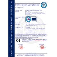 Hangzhou Speedway Import And Export Co., Ltd. Certifications