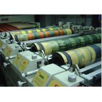 Buy cheap Easy Operation Rotary Printing Machine Magnetic / Scraping / Combined Type from wholesalers