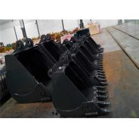Buy cheap High Performance Excavator Digging Bucket Wear Resistant Q345+Hardox550 Material product