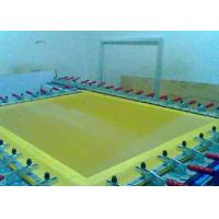 Buy cheap White And Yellow Color 10T-200T Bolting Cloth For Screen Printing product