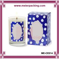 Buy cheap Candle Box/Recycle Custom Printed Paper Candle Box ME-CE014 product