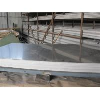 Buy cheap 3MM Stainless Steel Sheet , Bright Annealing Process For Stainless Steel from Wholesalers
