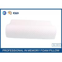 Buy cheap Ergonomic Visco Memory Foam Contour Pillow With Ventilated Tencel Mesh Cover product