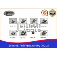 China Vacuum Brazed Bullnose Hand Profile Wheel , Diamond Profile Wheels Higher Efficiency on sale