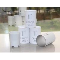 Buy cheap Fashional White Gloss lamination  Paper Cans Packaging with PPLids for Cup and Bowl Packaging product