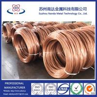 Buy cheap Copper Clad Aluminum Wire, CCA Wire for coaxial cable, class 10A&10H product