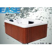 Single Reversible Lounger Hot Spa Tub,Whirlpool Massage Bathtub with 850 Liters ECO-Friend