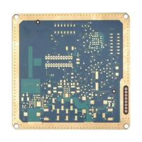 Buy cheap 4-layer PCB with flash gold treatment product