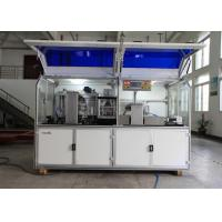 Buy cheap Automatic Card Punching Machine Layout 3x7/3x8 For ISO Standard Cards , High Productivity product