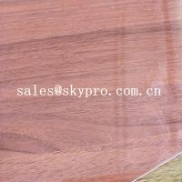 Buy cheap Waterproof Thin 0.5mm Thickness Polypropylene Clear Red PVC Flexible Plastic Sheet For Cutrain Wall product