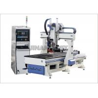 Buy cheap Linear ATC CNC Router Machines Syntec 6mb Automatic Tool Changing  For Woodworking product