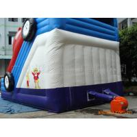 Buy cheap Large Inflatable Toys Jumping Castle Air Blower , Bouncy Castle Fan Blower product