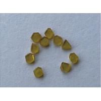 Buy cheap SCD-WD Synthetic HPHT Diamond , Single Crystalline Diamond For Wire Drawing Dies product