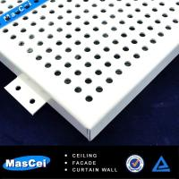 China Perforated Sheet Prices and Thermal Insulation Ceiling Tiles on sale