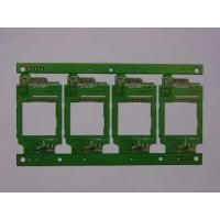 Buy cheap 1 - 16 Layer PTH, NPTH 0.5 - 3oz Copper Electronic PCB Assembly With 0.2 - 3.2mm Thickness product