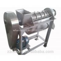 China blueberry fruit juicer extractor contact screw juicer extractor vegetable and fruit juice on sale
