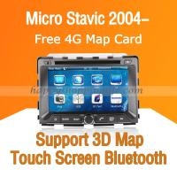 Buy cheap Micro Stavic 2004- Auto Radio DVD GPS Navigation with Digital TV Bluetooth Touch Screen RDS product