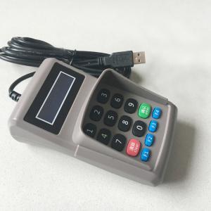 Buy cheap HX542DA-A USB Plug and Play  Numeric keyboard / Tel Input Keypad / PinPad with LED Display product