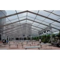 Buy cheap 2014 latest design China transparent wedding tent product