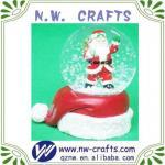 Buy cheap Cute Santa Snow Globes product