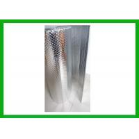 Buy cheap Silver Fire Retardant Foil Faced Water Pipe Insulation Enviranmentally Friendly from Wholesalers