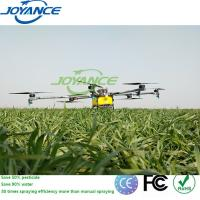Buy cheap Agricultural drone sprayer quadcopter crop sprayer agricultural pesticide from wholesalers