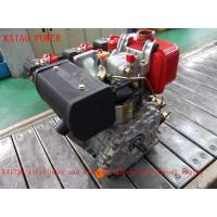 0.247L Displacement Air Cooled Diesel Engine With Recoil Start / Electric Satrt System