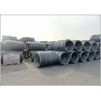 China Cutting Available Mild Steel Wire Rod , Industrial Steel Wire SWRH27 Q/320582  SGY301-2013 on sale