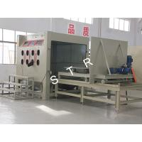 Buy cheap Automatic Wet Sand Blasting Machine Dustless Mold Surface High Pressure product