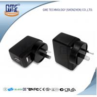 Buy cheap Portable Universal USB Power Adapter , Micro USB Wall Charger For Cellphones product