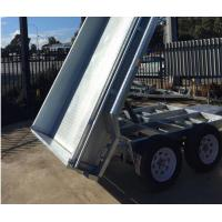 8x5 Galvanised Tandem Tipper Trailer 3200KG