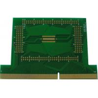Buy cheap double sided 3u'' gold finger pcb from wholesalers