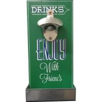 Quality wall mounted bottle opener for sale