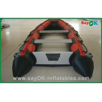 Buy cheap Customized Adults PVC Inflatable Boats , Lightweight Inflatable Boat product